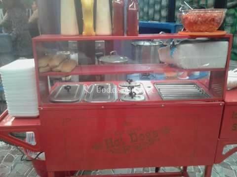 Hot dog infantil