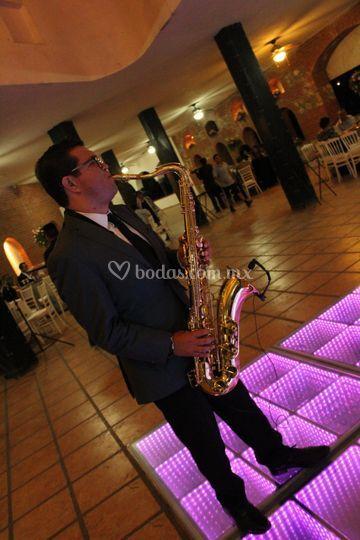 Saxofonista
