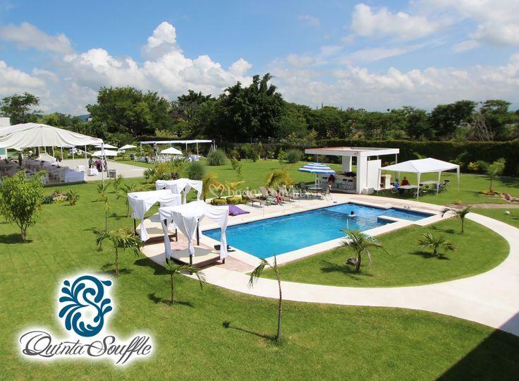 Quinta souffle for Jardin villa xavier jiutepec