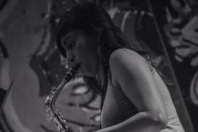 Carolina Castro - Saxofonista