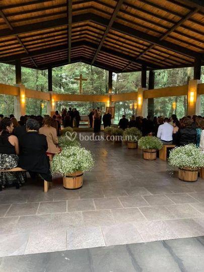 Ceremonia Rincón del Bosque