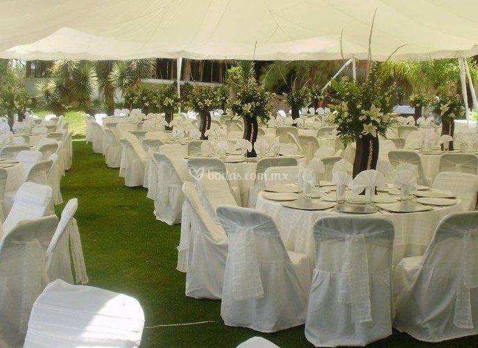 Jardín Victoriano Eventos y Banquetes