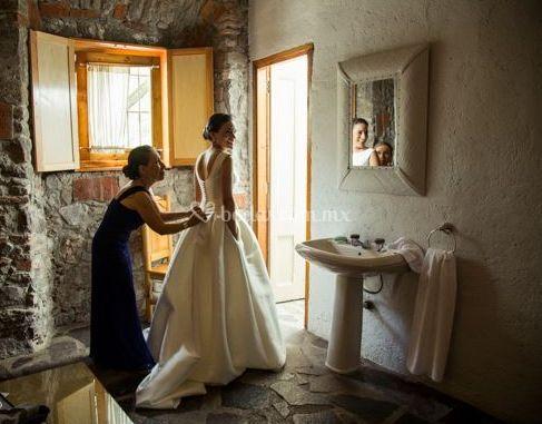Antes de la boda
