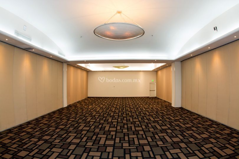 Salones con aire acondicionado