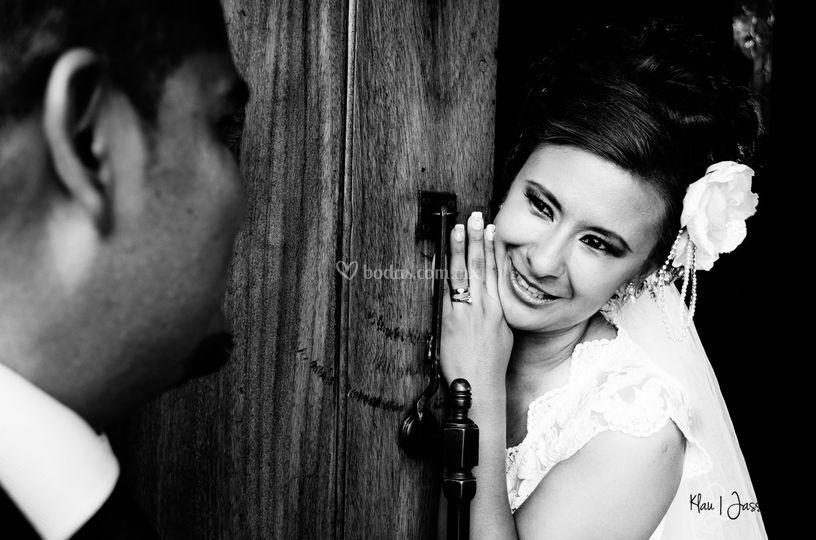 Fotografía de boda en hacienda
