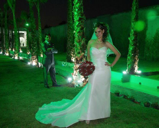 Eventos manhattan for Bodas en jardin en monterrey