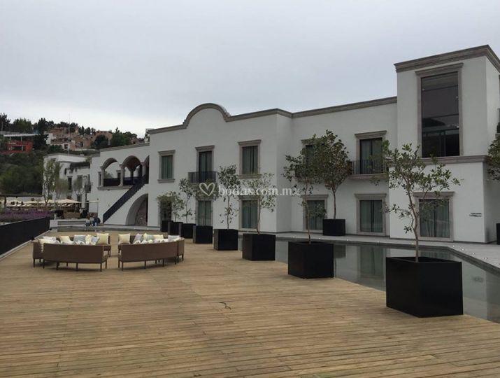 Live Aqua Urban Resort San Miguel de Allende