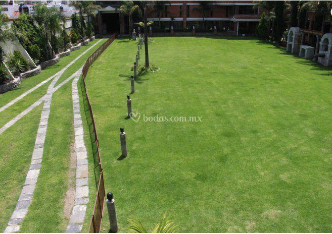 Jardín Paraíso