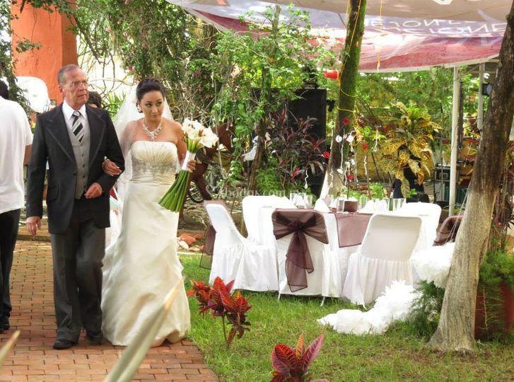 Hacienda ideal para su boda