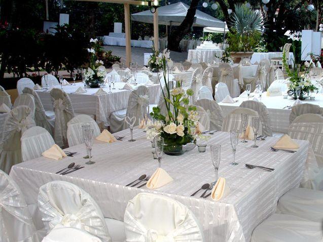decoración bodas de hotel cumbres inn | foto 1