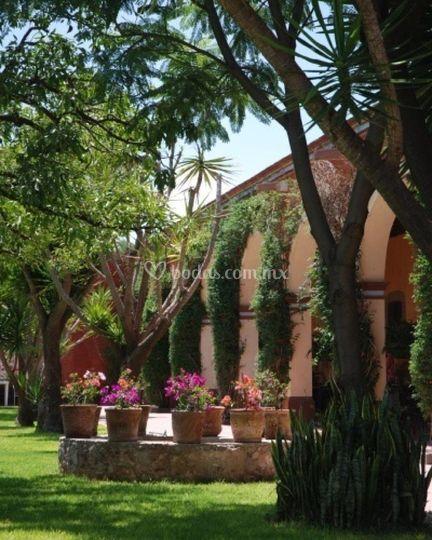 Hermoso lugar para bodas