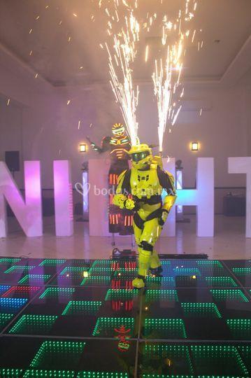 Performance Robots LED