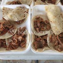 Variedad de tacos