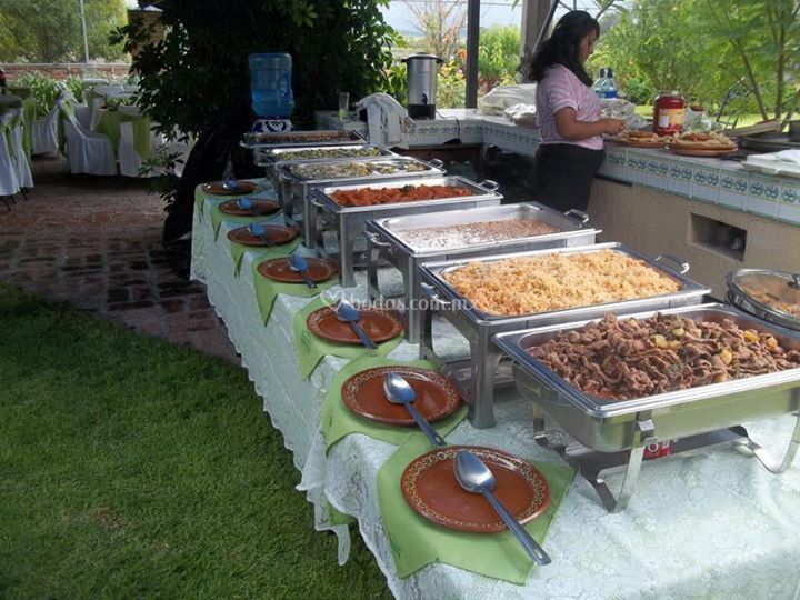 Banquetes Rosita