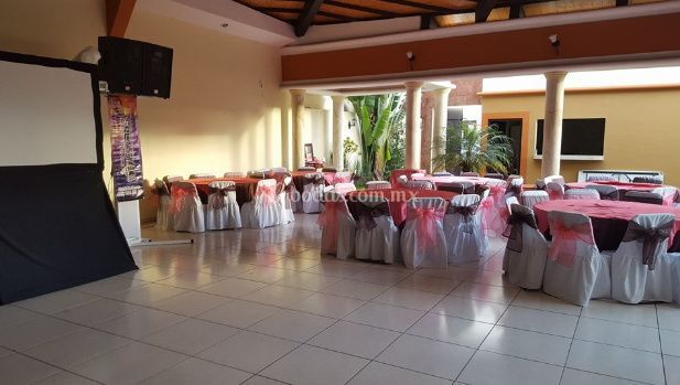 Salón Canto Del Sol