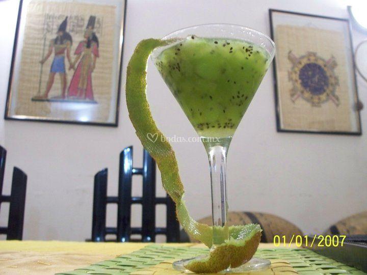 Margarita de quiwi