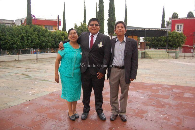 Boda en  Miahuatlan