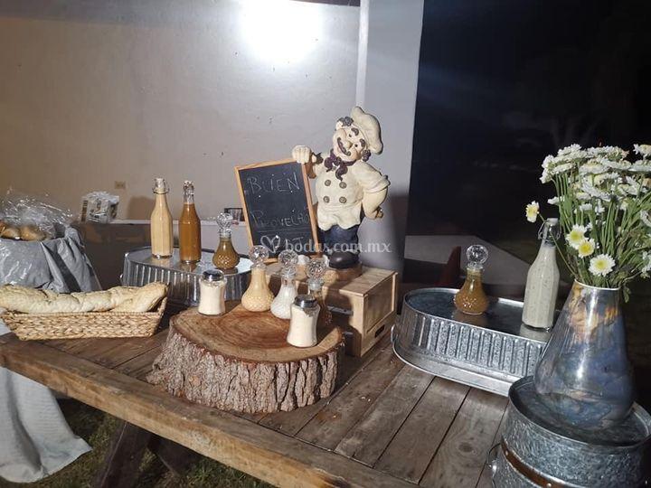 Banquetes Krissa