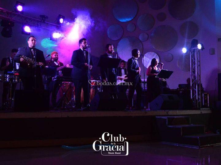 Club de la Gracia