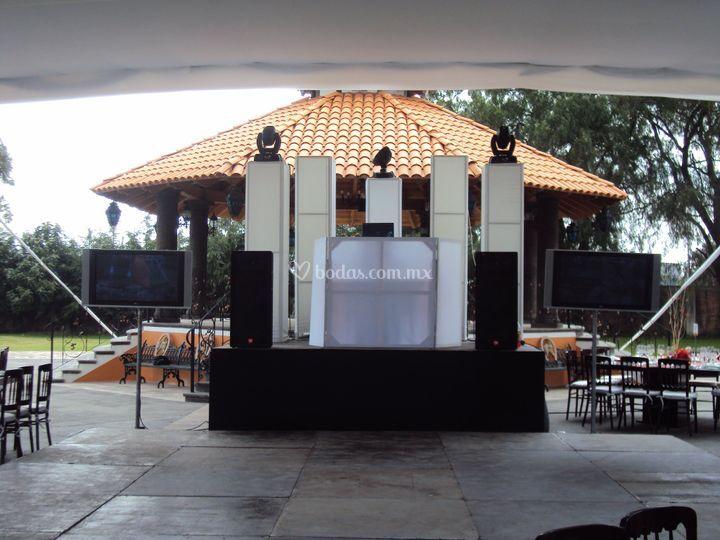 Evento en Rancho Tepozotlán