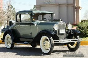 Autos Clásicos de Juárez