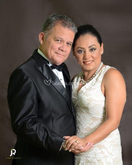 Francisco Javier & Verónica