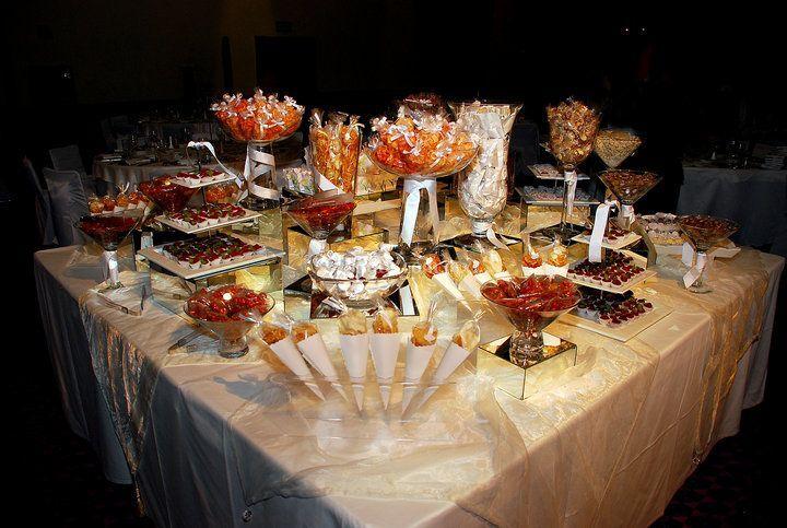 Dulces para bodas a granel