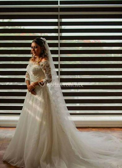 Perfecta para su boda