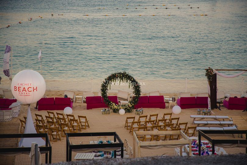 Ceremonia Beach Club