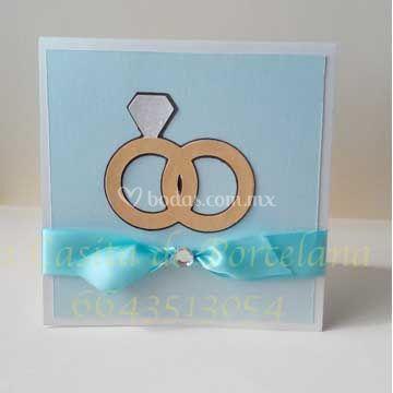 Invitacion anillos