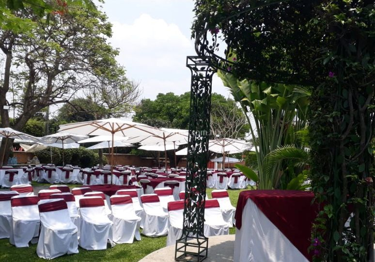 Jardín Sabino