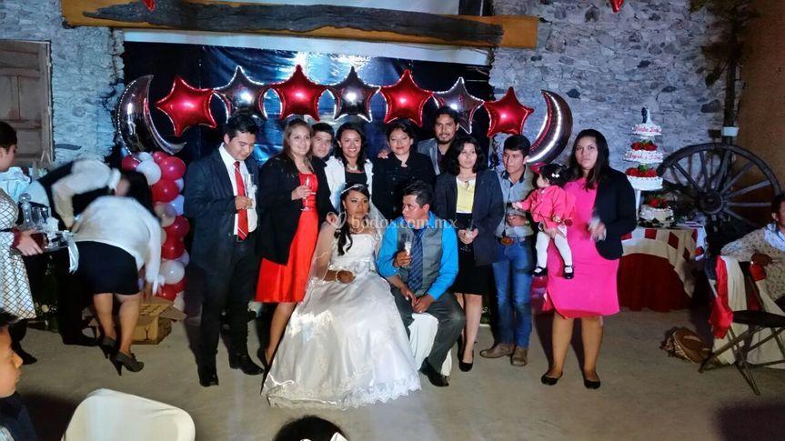 Primera boda