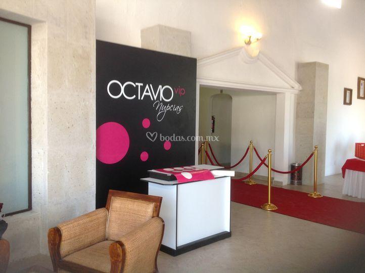 Evento Octavio