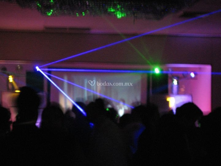 Show Rayo Laser