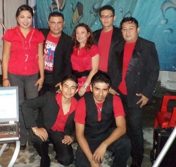 Integrantes del grupo