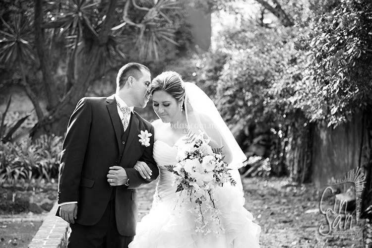 Moni y Marcos / día de la boda