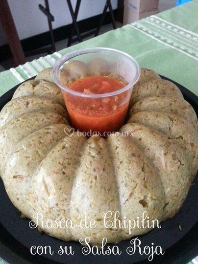 Rosca de chipilin