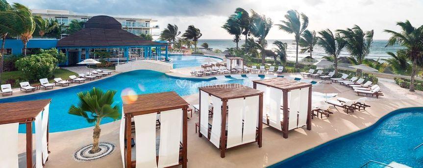 Azul Beach Resort Riviera Cancun