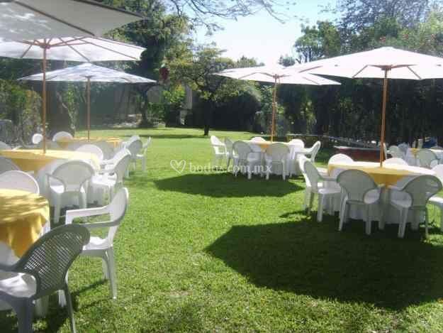 Decoración Para Eventos De Terraza Los Pinos Foto 2