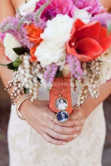 Charms bouquet