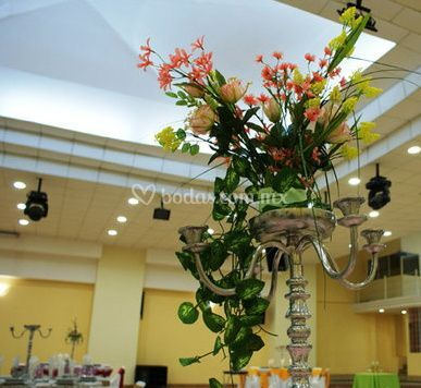 centros para mesa saln cactus