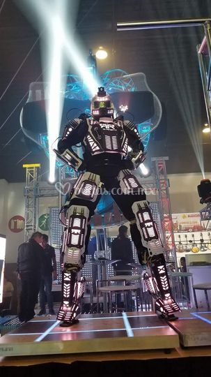Robots Leds