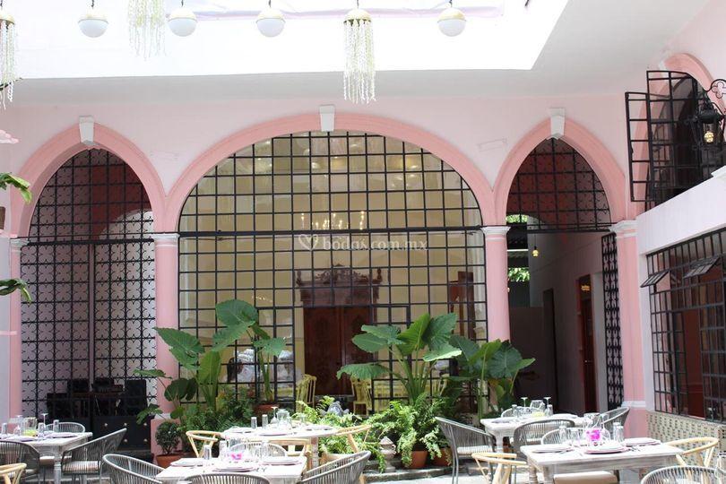 Casa María Enriqueta Restaurante