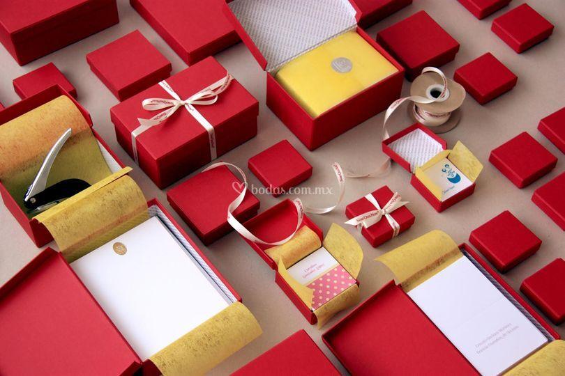 Cajas para tus joyas impresas