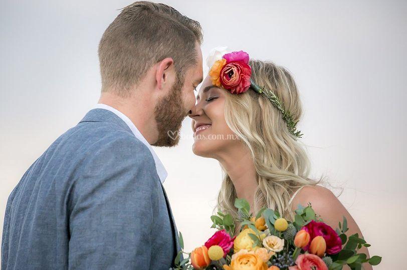 Ramo y bouquet