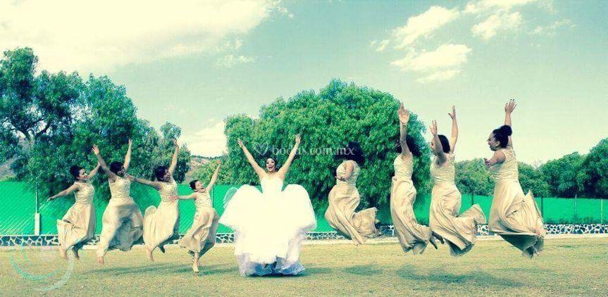 Su boda al máximo