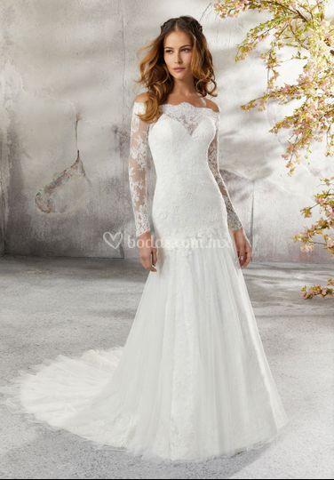 Vestidos novia a medida leon