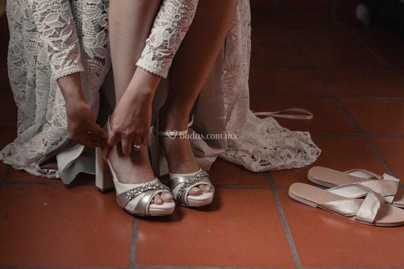 Zapatos de Novia Stella Shoes