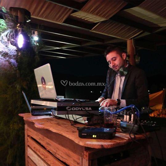 DJ Alex / Elige tu música