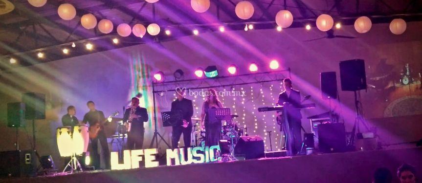 Grupo 8 músicos
